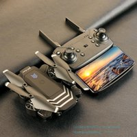 LS11 4K HD كاميرا مزدوجة wifi fpv مبتدئ لعبة طائرة بدون طيار، تتبع الرحلة، الارتفاع عقد، أضواء LED، لفتة التقاط الصورة، 1800 مللي أمبير البطارية، 2-2