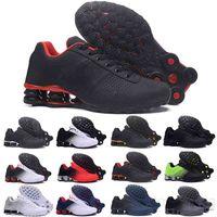 shox 809 shoes mens trainers triple black white red green men women sneakers sports size 36-45 JU9K