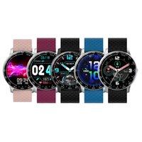 H30 Smart Watch Men Fitness Tracker Full Touch круглый экран DIY часы лица IP68 водонепроницаемый SmartWatch для женщин оптом