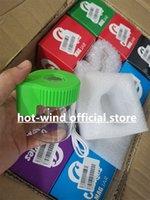 Светодиодная Увеличивая stash jar cookies mag Персонализированные печенье Светодиодное хранение Резервуар светодиодный прохладный ящик для хранения USB аккумуляторный световой запах
