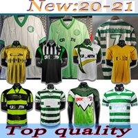 Em stock Retro 1980 1991 1998 1995 1997 1998 1999 2000 Celtic Soccer Jerseys 95 96 97 91 92 Celtic Sutton Camisas de futebol