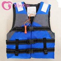Chaleco salvavidas Chaqueta de rafting al aire libre para niños y adultos Natación de snorkeling Use Traje de pesca a nivel de deriva profesional