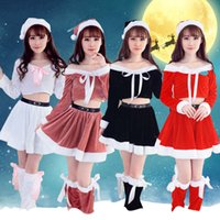 Сексуальная милая девушка костюм DS ночной клуб ролевые игры сцена шоу костюм шеи рождество $ x66