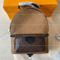 مصمم جلد طبيعي البسيطة حقائب الأزياء حقيبة مدرسية الرجال النساء حقائب محفظة presbyopon عودة حزمة حقيبة الكتف حقيبة crossbody
