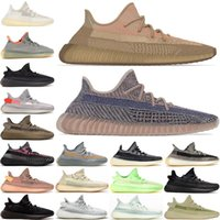 2021 맨 괴물을위한 최고 품질의 Kanye 운동화 천연 탄소 여성 Des Chaussures 러너 스포츠 스니커스 서쪽 큰 크기 EUR36-48 US13