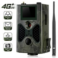 FTP SMTP 4G Trail Camera MMS SMS Email Mobile Hunting Cellular Wildlife Cameras 16MP Night Vision Wireless Surveillance