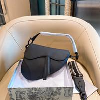 2021 bolsos de las mujeres y pequeños bolsos de moda clásicos de la marca de diseño de marca de lujo bolsa de montle de dos hombro correa cruzada