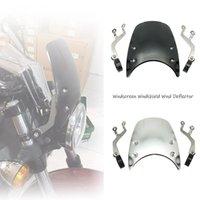 لنماذج الكشفية 2021 2021 دراجة نارية الرياح المنحرف الزجاج الأمامي الزجاج الأمامي 39mm-41mm
