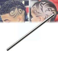 Hair Scissors Professional Magic Engrave Beard Eyebrow Carve Tattoo Pen Barber Hairdressing Head Oil Carving Eyebr E2C0