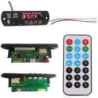 & MP4 Players Wireless MP3 WMA Decoder Board USB Bluetooth 5.0 Speaker LED Audio Module TF FM Radio Car Music Lossless