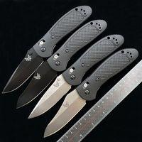 """BenchMade BM550 551 GriPtilian Axis складной нож 3,45 """"154см нейлоновая ручка оружия открытый кемпинг охота EDC BM551 535 533 C81 C10 810 710 940 943 945 ножей"""