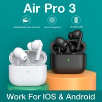 for airpoddings pro 3 Touch Control Wireless Earphone TWS Bluetooth headset sports 300mAh charging box