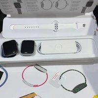 Original 1: 1 Qualité Apple Watch Series 6 avec Apple Startup Logo Bluetooth Call Bluetooth Charge Wirelure Sports Sports Smart Watch
