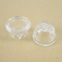 Glass Bowl Replacement Thick Bowls Smoking For Silicone Hand Pipe Herbs Spoon Pipes Water Bong Tool