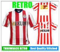 Rétro Chivas 2007 110 Jerseys de football MX Club Chivas de Guadalajara Chemise de football Vintage Vintage Classic Football Calcio Futebol