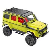 Whole vehicle G500 1 12 MN Car KIT 2.4G 4WD 230MM Wheelbase Crawler Off Road 390 Brushed Motor Truck WPL MN RC Car 1:12 DIY H1013