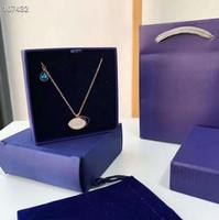 Горячие Продажи Дизайнер Ювелирные Изделия Подвеска Ожерелья Мода Ожерелье Для Человек Женщина Ожерелья Ювелирные Изделия Подвеска Высококачественная модель