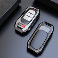 1 قطع زنك سبائك سيارة مفتاح غطاء ل أودي A1 A3 Q2L Q3 S3 S5 S6 R8 TT TTS Q7 Q5 A6 A4L Q5L A5 A6L A7 A8 Q8 S4 S8 اكسسوارات السيارات