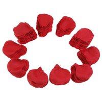 BGW 20135HT Новые Прибытия 500 шт. Живая фальшивая искусственная шелковая красная роза лепестки украшения для свадебного вечеринка