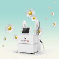 FDA 승인 EMS Ultherapy 슬리밍 기계 Pressotherapy LED 헤드 라이트 트렌드 제품 2021 도착 쉽게 비 침습적 인 Painless Mother 뷰티 장비