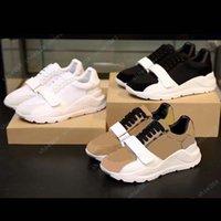 Yeni Düşük Üst Sneaker Ekose Desen Platformu Klasik Süet Deri Spor Kaykay Ayakkabı Erkek Kadın Sneakers Shoe008 01