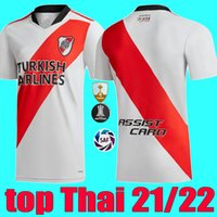 2021 2022 ALL RIVIVE PLAIN SOCCER JERSEY 20 21 22 DE LA CRUZ QUIERO BORRE Fernandez PRATTO Ponzio Football Shirts