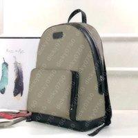 Dicky0750 Zaini Designer Uomo Uomini Borse di alta moda Borsa Borsa Uomo Borse Zaino Borse Telefono Pocket Pulsante Retro Classic Pattern Handbag All'ingrosso All'ingrosso