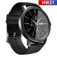 HW21 Smart Watch Men Women IP68 Waterproof Fitness Band Heart Rate Sleep Monitor SmartWatch Android IOS PK Mibro Air