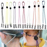 Adjustable Facemaske Lanyard Handy&convenient Safety Mascarilla Maske Rt&ear Holder Rope Mascarillas Masque Mondmasker