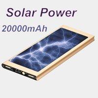 책 유형 20000mAh 휴대용 태양 전원 은행 초박형 PowerBank 백업 전원 공급 장치 배터리 전원 충전기 스마트 폰 MQ30
