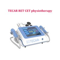 Professional Health Gadgets, RET CET RF short wave diathermy face lifting slimming machine for tecar therapy physio