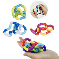 Roller Twist Fidget Toys Finger Sensory Toys Fidget for Kids, Decompression Educational Antistress Toys Multi-Color Creations