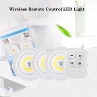 Telecomando senza fili Smart LED Light per camera da letto corpo umano a induzione notturna luce wireless telecomando armadio armadio a parete HWD5274