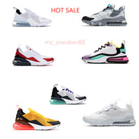 Nike Air Max 270 2021 27 Kissen Sneaker Casual Shoes 27c Trainer Road Star Iron Sprite Tomatenmann General Parra Punch Photo 27s Männer Frauen 36-45