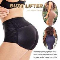 Feeon® Sexy Butt Lifter Big Ass Padded Hip Enhancer Shapewear Women High Waist Trainer Thigh Slimmer Body Shaper Control Panties