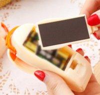 Mutfak Aksesuarları Araçları Mini Taşınabilir Gıda Klip Isı Yapıştırma Makinesi Mühürleyen Ev Aperatif Çanta Mühürleyen Mutfak Eşyaları Gadget Öğe GGA4249