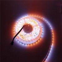 LED Strip DMX indirizzabile UCS512C4 24 V 60LEDS RGBW Digital LED nastro pixel RGB PWB luci impermeabile corda programmabile