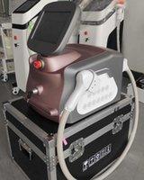 755nm Alexandrite Laser Hair Removal Portable 808nm 1064nm Diode Lazer Professional Epilator Spa Salon Use