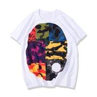 Erkek Tasarımcı T Gömlek Yaz Streetwear Kısa Kollu Erkekler Kadınlar Yüksek Kalite Hip Hop Tee M-XXL