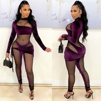 Sexy Jumpsuit Womens Party Clubwear Club Outfits Mesh Sheer See Through Patchwork Bodycon Rompers Night Out Overalls for Women