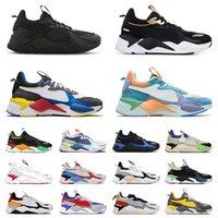 Puma Rs X Hombres Mujeres Zapatillas Running Zapatos Triple Negro Trophy Pistas Juguetes Reinvención ADER Error Optimus Prime Deportes Deportes Deportes Entrenadores al aire libre
