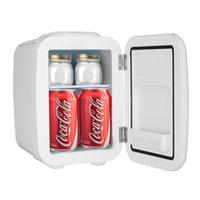 5L Portable Small Mini Fridge Cooler Car Refrigerator Hot and Cold Box Coolers Refrigerators Fridges For Wholesale