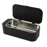 Lunettes ultrasonique portable Nettoyant Meilleur bijou ménager Machine de nettoyage à ultrasons Mini montre appareil de vibration Bon fournisseur