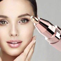 Sonax Pro 휴대용 전기 2-in-1 유기 숙녀 립스틱 면도기 얼굴 바디 통증이없는 면도기 기계