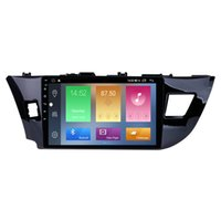 Car dvd Head Unit for Toyota LEVIN 2013-2015 support Carplay 1080P Video OBD II 10.1 Inch Android 10 GPS