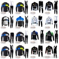 ORBEA TEAM Vélo Hiver Thermo-thermo-thermo-thermique Jersey (BIB) Pantalons Ensembles Hiver Thermique Vêtements de vélo Thermique Vêtements Kits D1716