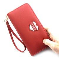 Wallets Ladies Wallet Women Clutch Zip Card Case Coin Purse Phone Bag Ms.