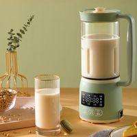 Juicers 1.2L Soybean Milk Machine Electric Juicer Blender Mixer Cytoderm Breaking Soymilk Rice Paste Maker Free Filter 220V