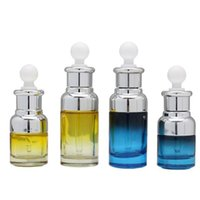 20ml 30ml 40ml glass bottle essential oils bottle,glass dropper bottles for essence skin care product holiday A travel
