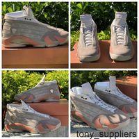الجلطة X 14 14S منخفضة الأزياء مان أعلى جودة الرجال حجم 40-47 أحذية كرة السلة أحذية رياضية حجم 40-47 مع مربع